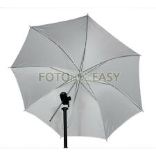 "33"" 83cm Photo Studio Video Flash Light Soft Diffuser Translucent White Umbrella"