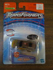 Transformers RID Robot in Disquise Hot Shot  NEW FREE SHIP US