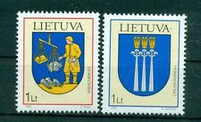 STEMMI STORICI - COATS OF ARMS LITHUANIA 2005