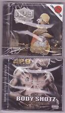 ap.9 body shots (limited edition) on tha block ( japan import)