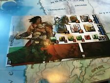CONAN WARLORD Board Game Kickstarter Exclusive Monolith 32mm Fantasy GREAT Pose