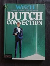 bande dessinée Largo Winch Dutch Connection Tome 6 EO 1995 bon état