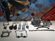 2007 SUZUKI DL 650 V-STROM FRONT CYLINDER HEAD + CAMS COMPLETE SET  07 DL650