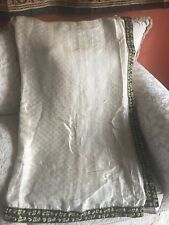 Beautiful tissue brocade saree and blouse