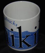 Starbucks Large Mug - City Mug Collector Series - Circa 2002 - Waikiki 22 oz