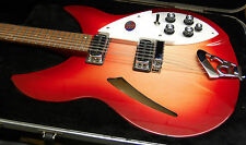 Rickenbacker 330/12 Electric Guitar FireGlo 100% Unplayed 12-String 100% Mint!