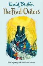 The Find-Outers: The Mystery of Banshee Towers by Enid Blyton (Paperback, 2016)