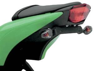 Targa Tail Kit  Black/Clear 22-469-L*