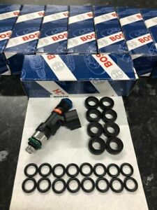 Toyota 1UZFE Bosch 550cc Fuel Injectors Full Set of 8