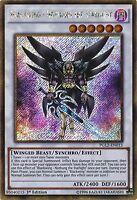 Blackwing - Nothung the Starlight - PGL2-EN013 - Gold Secret Rare 1st Edition