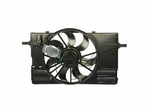 For 2008-2013 Volvo C30 Auxiliary Fan Assembly Dorman 31925VH 2009 2010 2011