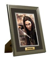 """Jessica  Green """"The Outpost"""" Hand Signed Framed Tribute Print Great Gift #2"""
