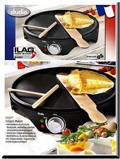 Kitchenware Diät Grill Crêpes Crepes Maker 34cm Pfannkuchen Fladenbrot L2