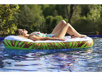 "Margaritaville ML10 Inflatable Swimming Pool Air Mattress Dimensions: 74""x30""x6"""