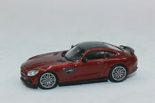 Minichamps 870037321 Mercedes AMG GT S Coupe  2015 rot  1:87 H0 NEU in OVP
