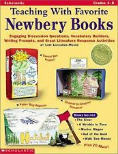 Teaching with Favorite Newbery Books : Engaging Discussion Questions, Vocabulary