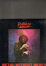 RUTHLESS - metal without mercy LP