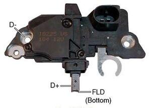 NEW* REGULATOR - IB5225 - Replaces Bosch regulator