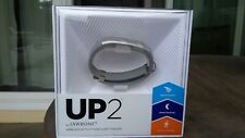 UP2 by Jawbone Wireless Activity and Sleep Tracker - Lightweight / Grey - new