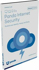 PANDA INTERNET SECURITY 2020 - 3 PC MULTI DEVICE - 1 YEAR - Download