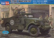 HOBBYBOSS US M3A1 WHITE SCOUT CAR Late Production Scala 1:35 cod.82452