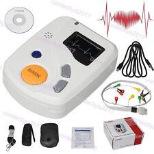 2019 Newest Dynamic 48h 12 Lead ECG/EKG Holter Monitor TLC6000 Alalyzer Software