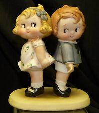 Vtg 1998 Campbell Kids Time of Innocence Porcelain Figurine LE Limited Edition