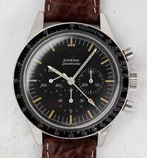 Vintage Omega Speedmaster Chronograph Wristwatch 105.003-65 Cal. 321 Ed White