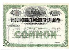 Cincinnati Northern Railroad Company