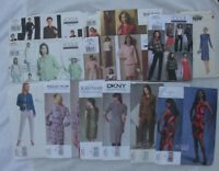 Vogue Patterns ~ Assorted American Designer, Wardrobe, Very Easy Vogue ~ UNCUT