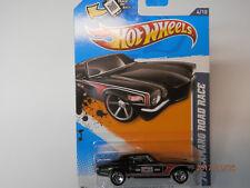 '70 Camaro #144 * Black * 2012 Hot Wheels