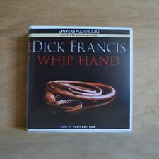 DICK FRANCIS: Whip Hand / Unabridged Audiobook /  8CDs