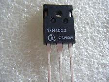 47N60C3 MOSFET-TO247 600V 47A - set da 1