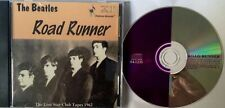 THE BEATLES ROAD RUNNER, The Lost Hamburg Tapes 1962 Positone Records  CD Rare!