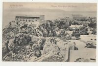Gibraltar Buena Vista From The South Vintage Postcard 715b