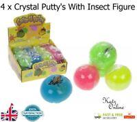 DINOSAUR PUTTY EGG /& FIGURE Slime Birthday Christmas Party Bag Filler  PM549061