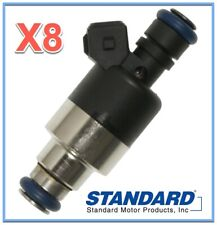 8X Fuel Injectors STANDARD REPLACE GMC OEM# 217303 7.4L V8