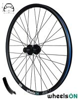 Mountain Bike Wheel 26 inch Rear Wheel Disc 8/9/10 Speed Cassette wheelsON Black