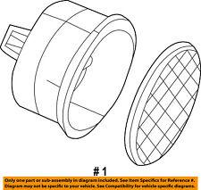 Jeep CHRYSLER OEM 07-13 Wrangler-Park/turn Lamp Left 55077885AD