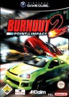 Nintendo GameCube Spiel - Burnout 2: Point of Impact DE/EN mit OVP