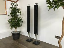 Bang & Olufsen / B&O BeoLab 18 Active WISA Wireless Speakers - Silver / Black