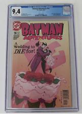CGC Graded 9.4, Batman Adventures No. 16,  NOV 2004 NM Harley Quinn, Joker Story