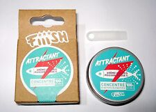 Fiiish Attractant Paste for Soft Plastics & Hard Lure Natural Product Big Sea BA Rouge