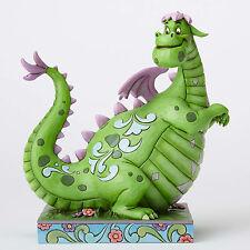 Jim Shore Disney Traditions Petes Dragon A Boys Best Friend 4054277 NEW NIB