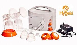 NEW Hygeia Enjoye Hospital Grade Breast Pump Double Electric Brand New Sealed
