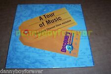 A Tour of Music Discovery Channel Store Exclusive Promotional Sampler Kitaro etc