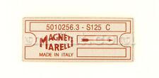 Ferrari 208 308 GT/4 GTB GTS Marelli Distributor ID Plate Red New