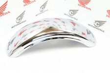 HONDA CT ST 50 70 Dax Fender Rear Fender Mud Guard Chrome GENUINE NEW