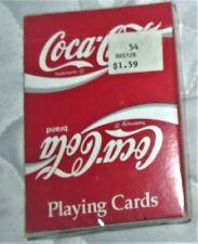 NIP COCA COLA VINTAGE PLAYING CARDS SEALED DECK #351