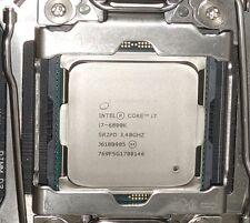 Intel Core i7-6800k lga2011-3 6x 3.40ghz Boxed Broadwell-e 6-Kerner